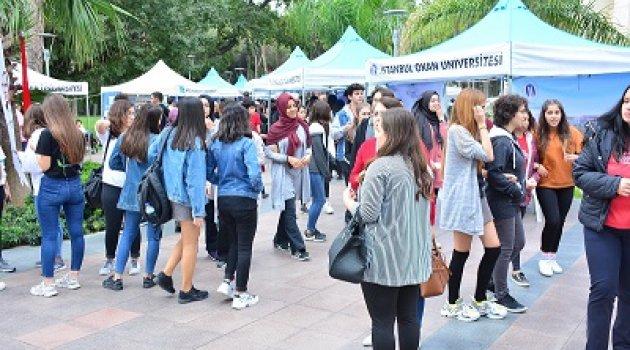 35 üniversite Kariyer Günleri için Torbalı'ya geliyor