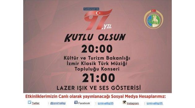 """Atatürk'ün sesi ile """"Tarih"""" Hükümet Konağı'nda canlanacak"""