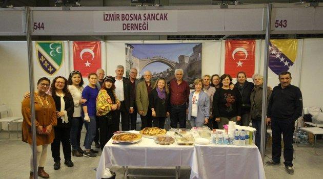 BOŞNAK BÖREĞİ 'KADIN FESTİVALİ'NE DAMGASINI VURDU