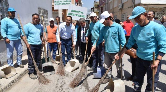 Dünya Çöp Toplama Günü'nde Bornova farkı
