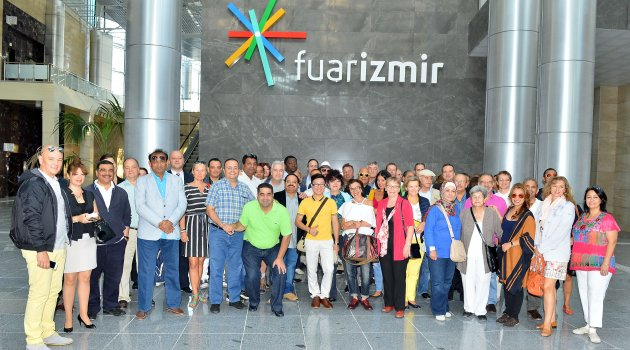 """Fuar İzmir""e tam not verdiler"