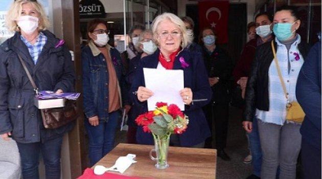 İstanbul Sözleşmesi '' YAŞATIR''