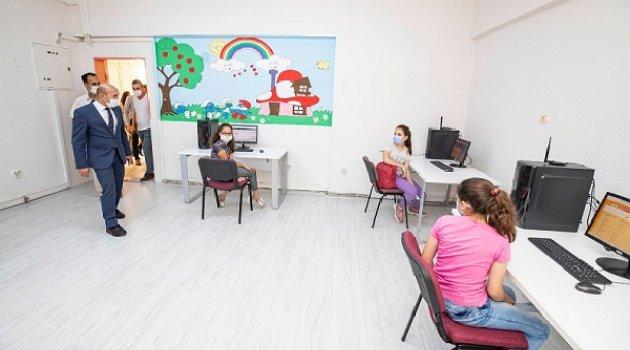 İZMİR Büyükşehir Belediyesi'nin tesisleri Eğitim Merkezine dönüşüyor