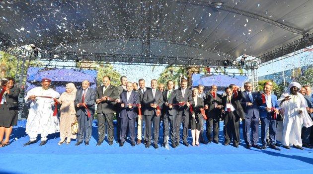 "İzmir Enternasyonal Fuarı'na  ""ÇİFTE"" övgü"