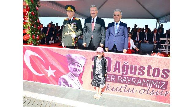 "İzmir'de ""Zafer"" coşkusu"