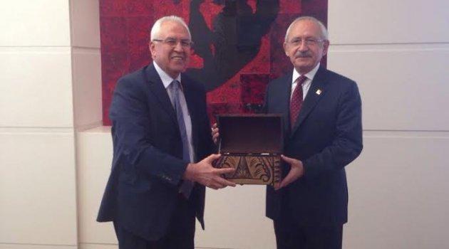 Kılıçdaroğlu'na nezaket ziyareti