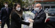 İzmir Valisi Sayın Yavuz Selim Köşger Görevine Başladı