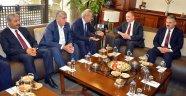Bakan ve Başkan'dan ortak mesaj