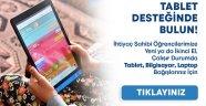 """Başkan Soyer'den """"askıda tablet"""" kampanyası"""