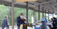 Bucalı üreticinin aracısız pazarı: Üretici Köy Pazarı