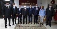 İzmir'den Azerbaycan'a Destek Mesajı