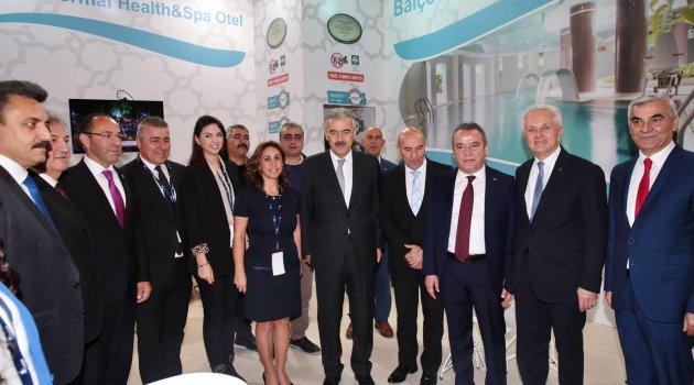Travel Turkey'de Balçova Termal Tesislerine Büyük İlgi