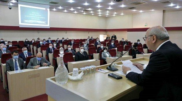 Vali Yavuz Selim Köşger Başkanlığında, İl Koordinasyon Kurulu, Toplandı