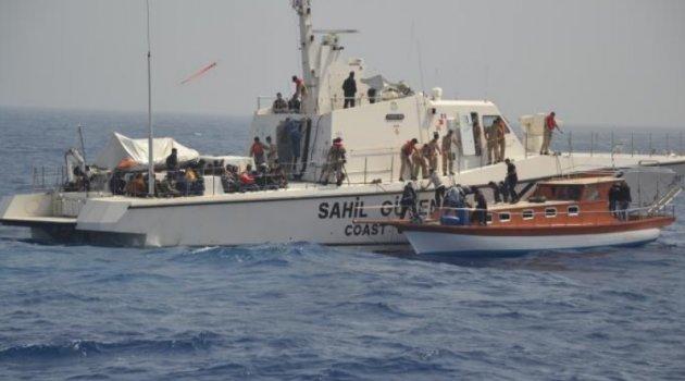 Yurt Dışına Gitmeye Çalışan 407 Yabancı Uyruklu Yakalandı.